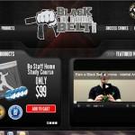 Brand New Website – BlackBeltatHome.com