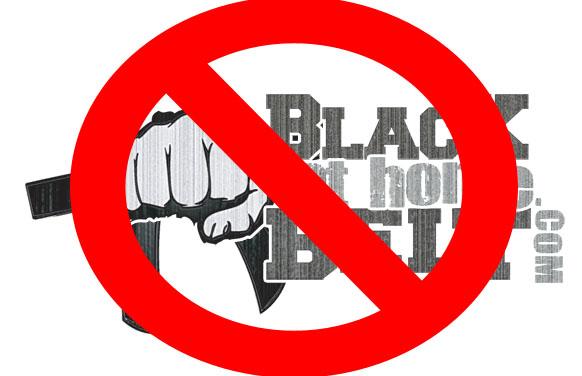 No Black Belt