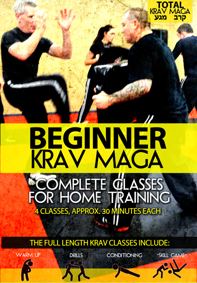 Beginner Krav Maga: Complete Classes for Home Training