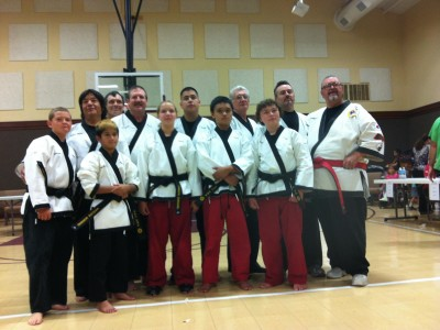 Martial Arts Certification And School Owner