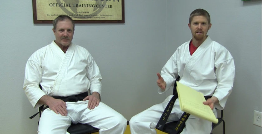Common Questions from Shotokan Beginners
