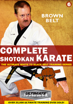Brown - black belt, Red Belt