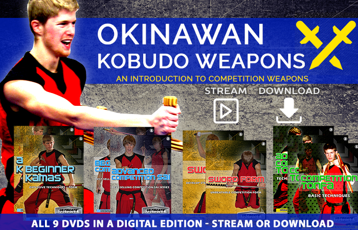 Kobudo Set Gumroad Poster_digital edition