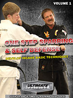 One Step Sparring and Self Defense: Volume 1