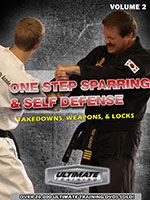 One Step Sparring and Self Defense: Volume 2