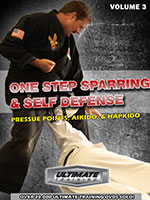 One Step Sparring and Self Defense: Volume 3