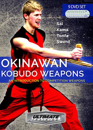 Okinawan Kobudo 9 DVD Set_FrontCover_300