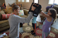How to Teach Your Kids Martial Arts at Home