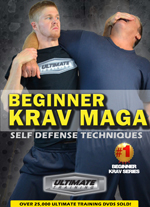 BEGINNER KRAV MAGA: Self Defense Techniques (Volume 2 in the Series)