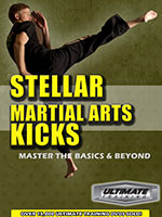 STELLAR MARTIAL ARTS KICKS: Master the Basics and Beyond