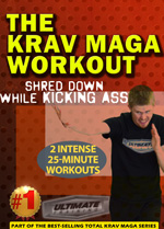 The Krav Maga Workout