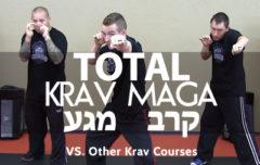 How Total Krav Maga Stacks Up Against Other Krav Maga Courses