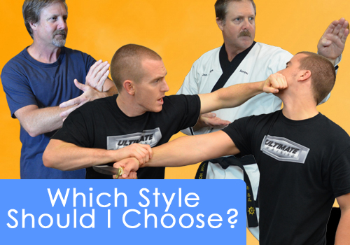 Which Martial Arts Style Should I Learn