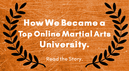 became top online martial arts university