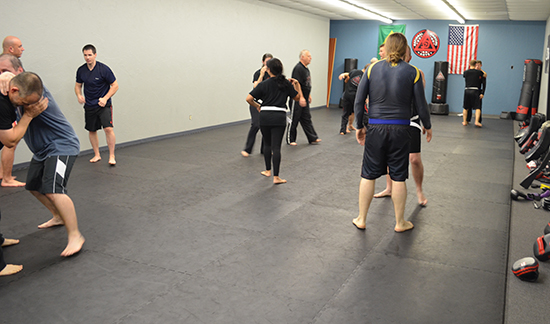 krav class in session_550