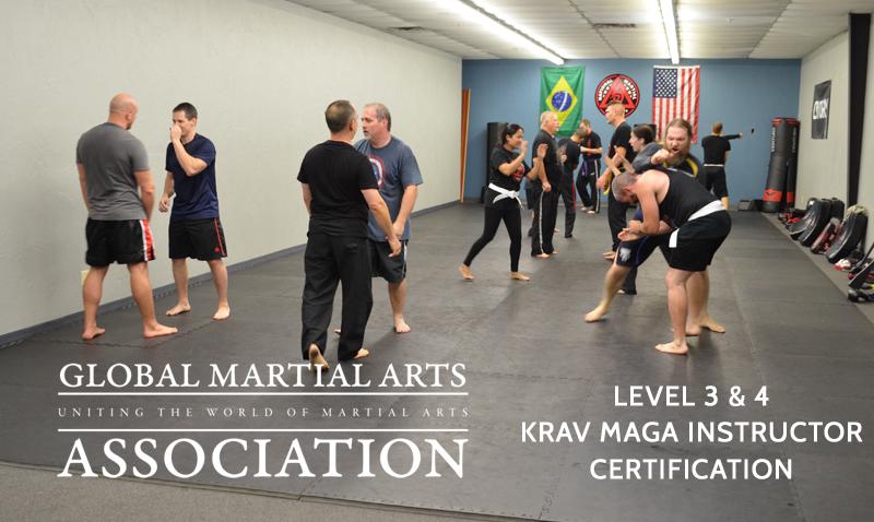 Level 3 And 4 Krav Maga Instructor Certification Blackbeltathome